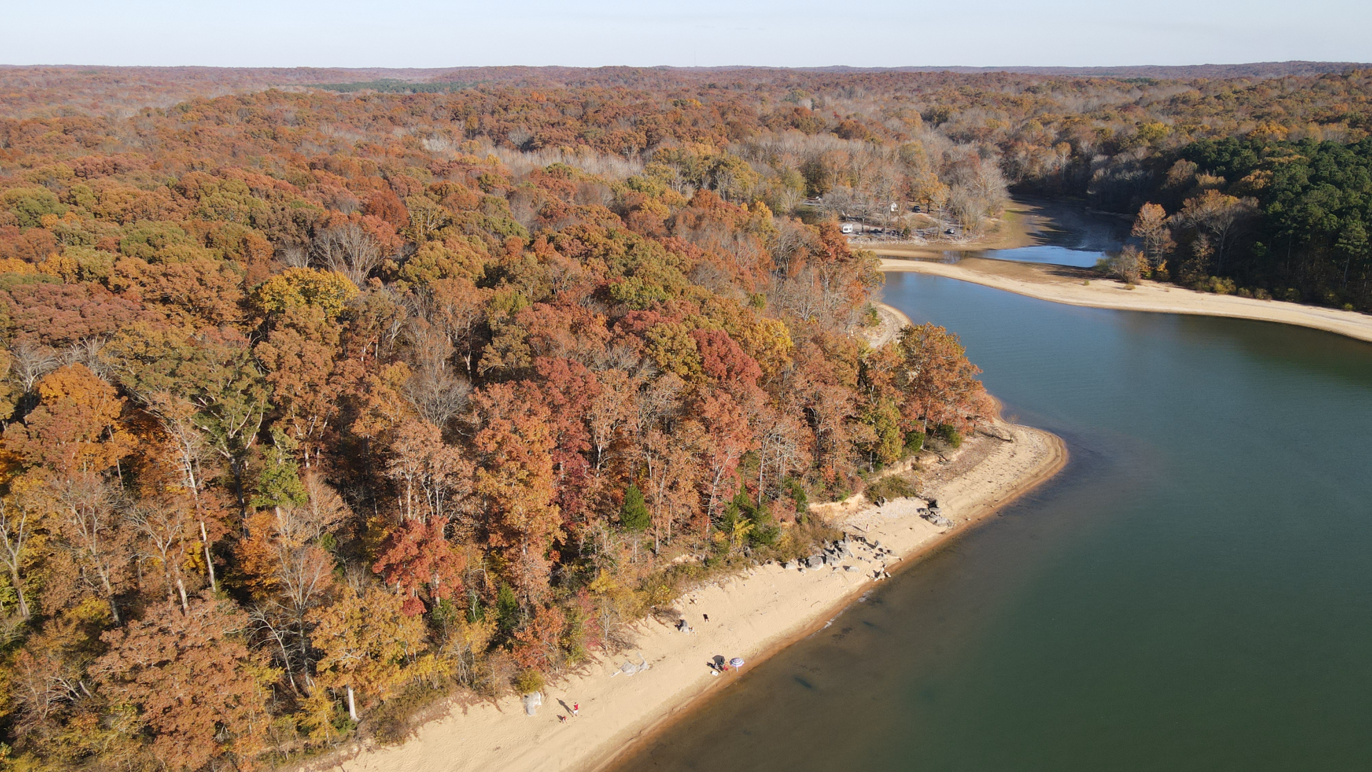 Kentucky Lake Drone Photos
