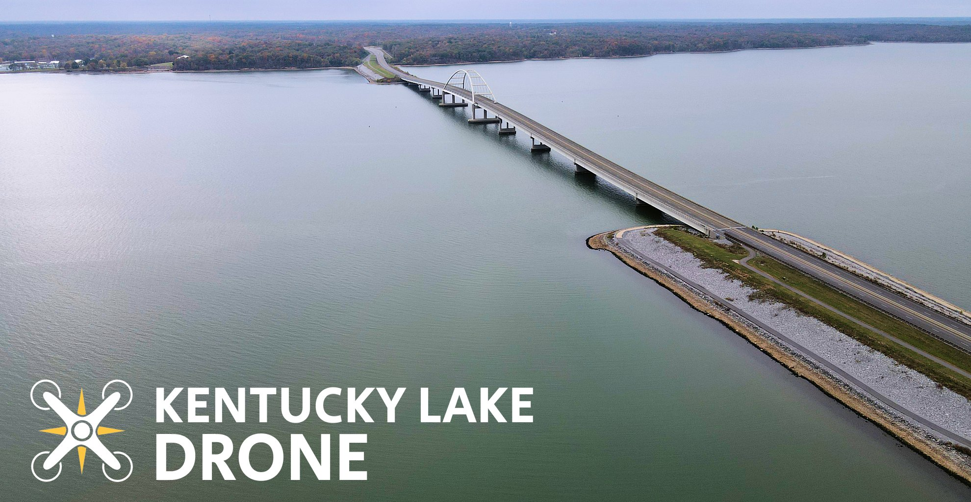Kentucky Lake Drone